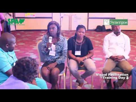 Nigeria SPA - 2016 Visual Facilitation Training - Day 3 Highlights