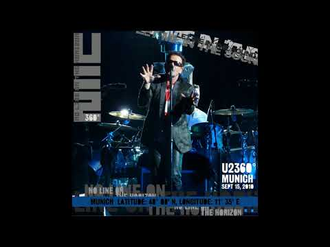U2 - 360º Tour - Munich (2010/09/15)