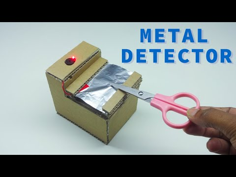 How to Build a DIY Metal Detector. Best way to make DIY Metal Detector