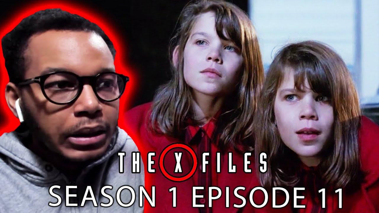 Download The X-Files Season 1 Episode 11 REACTION!