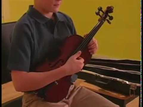 Essential Elements intro for Violin/Viola Beginners
