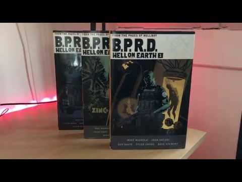 B.P.R.D. Hell on Earth Volume 1, 2 & 3 - Overview (Hardcovers)