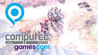 Spellforce 3 Gameplay | Gamescom 2014