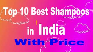 10 best shampoos for dry and damaged hair in india with price