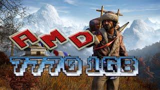 FARCRY4 - Gameplay: Radeon HD7770 1GB GDDr5 [Español] (Review)