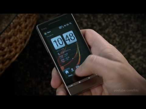 HTC Touch Diamond2 - People Experience