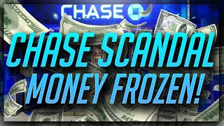 Chase Bank Is TERRIBLE! - Class Action Lawsuit (PPP + Stimulus Check Scandal)