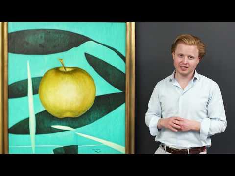 Alastair Meredith on Alexis Preller, Apple II, intaglio work
