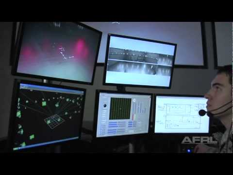 US Air Force Micro Air Vehicles Test Lab