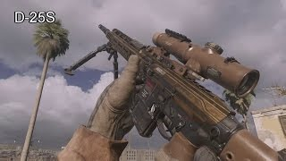 Call of Duty: Modern Warfare Remastered - NEW / Update Weapons # 1 - Reloads, Animations and Sounds
