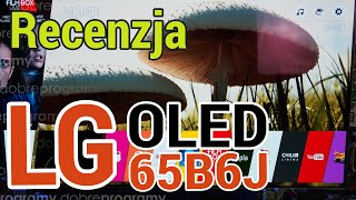 lg oled 65b6j telewizor za 22 000 złotych z ekranem najnowszej generacji