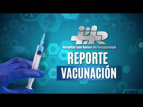 REPORTE VACUNACIÓN COVID 20 AGO