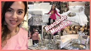 Buscando muebles para nuestra casa 🏡 familia mochichona
