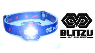 How to use the Blitzu i2 Sport Headlamp