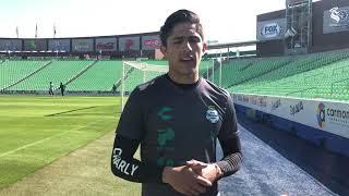 embeded bvideo Entrevista: Alan Cervantes - Refuerzo Guerrero