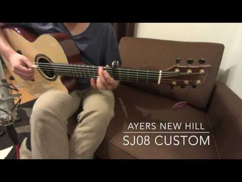AYERS NEW HILL SJ08 CUSTOM