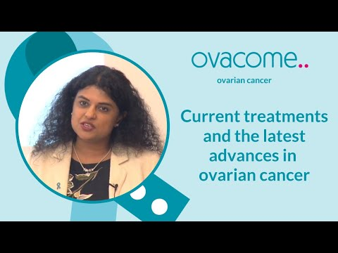 Current Treatments And The Latest Advances In Ovarian Cancer Ovacome