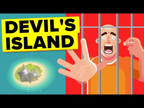 Why Devil's Island Is the World's Toughest Prison