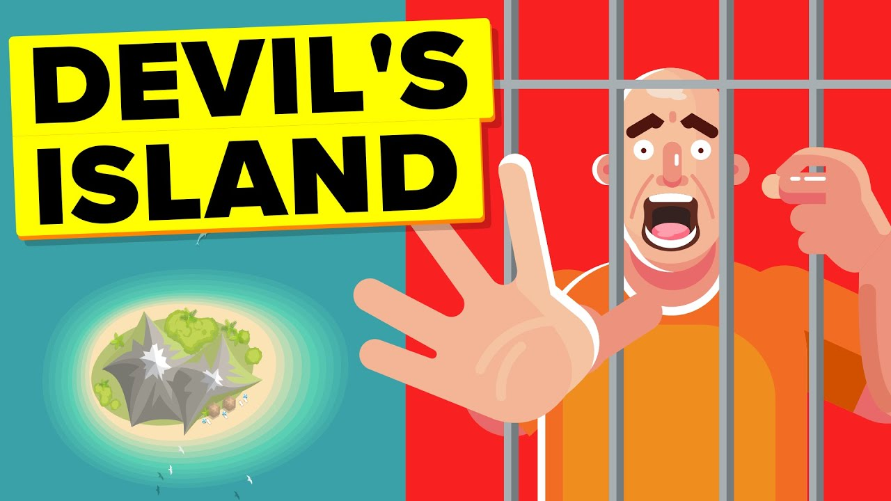 Download Why Devil's Island Is the World's Toughest Prison
