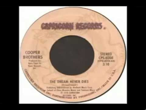 Cooper Brothers - The Dream Never Dies (1978)