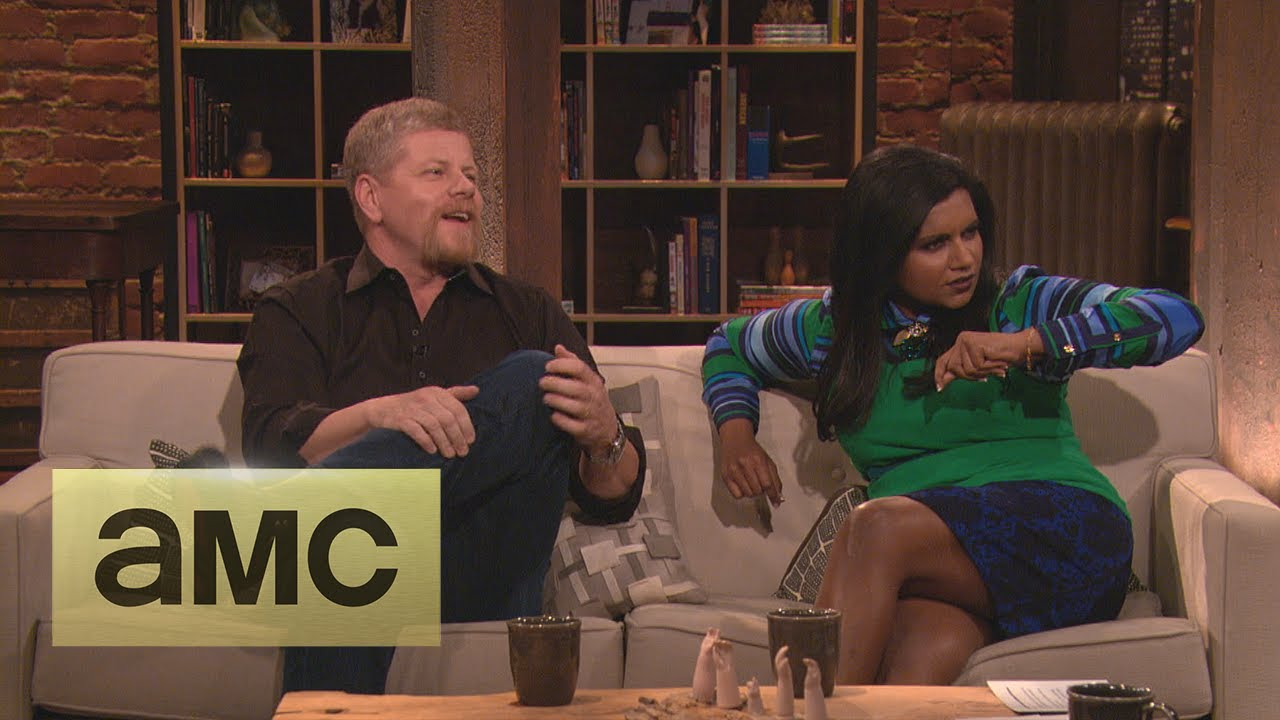 Michael Cudlitz on Carl and Michonne: Episode 411: Talking Dead