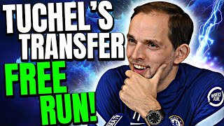 Chelsea News: Thomas Tuchel's FREE RUN At RECORD TRANSFER This Summer!