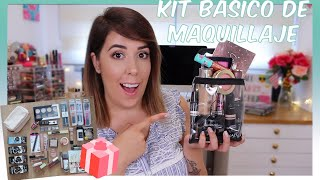 KIT BASICO DE MAQUILLAJE LOW COST