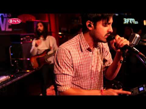 Young The Giant - It's About Time (live @ BNN That's Live - 3FM)