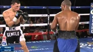 Rene Alvarado vs Eric Hunter 20 01 2015