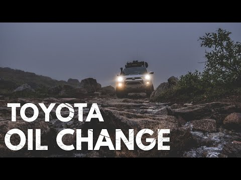 How To Change Oil In The Toyota 4.0 V6 - Lifestyle Overland