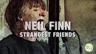 Neil Finn performs