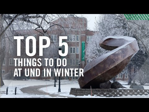 Top 5 Things to do in Grand Forks   Winter Edition