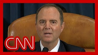 Hear Adam Schiff's full opening statement | Day three impeachment hearing