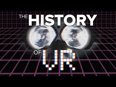 The history of VR