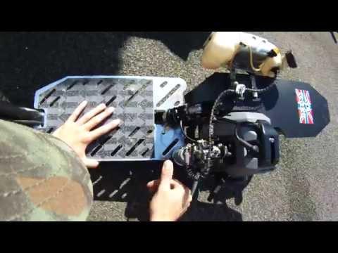 Custom-engine Goped
