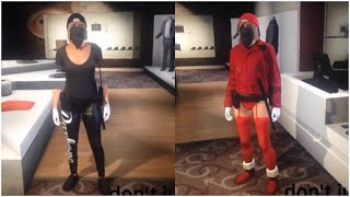 GTA 5 Online Modded Outfits Glitch Female PS3