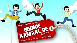 Munde Kamaal De - Title Song - Amrinder Gill - Yuvraj Hans - Binnu Dhillon || Punjabi Songs 2015