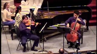 Franz Schubert Piano Trio Op. 100 - IV. Finale - Allegro moderato