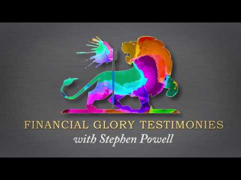 Financial Glory - A Visitation From The Messenger of Money