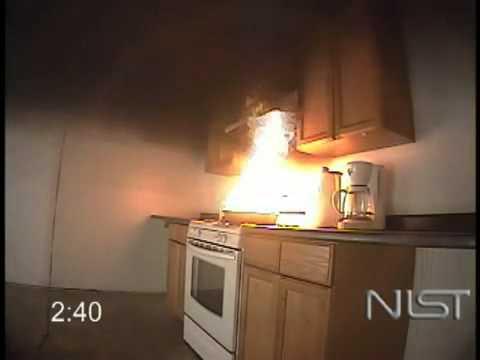 Incendio fuera de control en la cocina demostraci n - La cocina dela abuela ...
