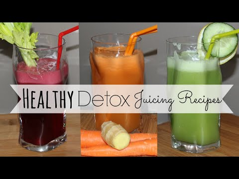 HEALTHY JUICES FOR GLOWING SKIN!