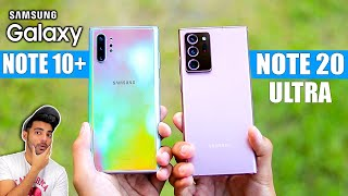 Samsung Note 20 Ultra vs Samsung Note 10 Plus - Is this real Upgrade ? 🤔