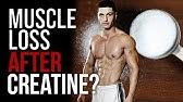 Which Bodybuilding Supplements Cause Acne Creatine Protein Etc Youtube