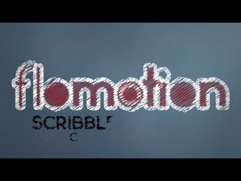After Effects Tutorial: Scribble Text animation (final result)
