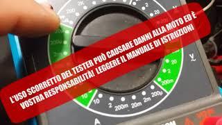 Video Guida Come Testare Una Batteria Auto Scooter Ecc