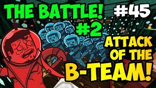 Minecraft: WITCH BATTLE #2 - Attack of the B-Team Ep. 45 (HD)