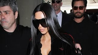 Kim Kardashian Terrifying Robbery Details Revealed in Police Report