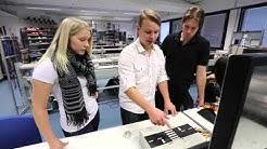 Lapin AMK sähkö- ja automaatiotekniikan opiskelija