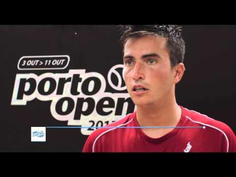 Porto Open 2015 - Entrevista a Kento Yamada e José-Ricardo Nunes