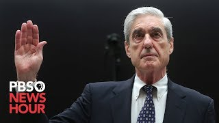 WATCH: Key moments from Mueller's testimony